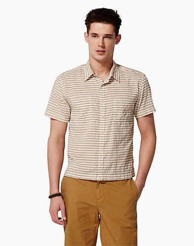 Zuma Striped Shirt