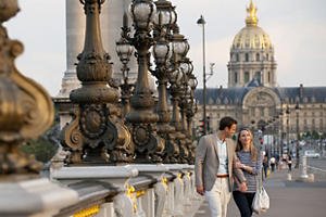Mon profil mandarin oriental hotel group for Hotel couple paris