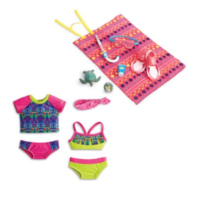 Lea's Swim Set & Accessories