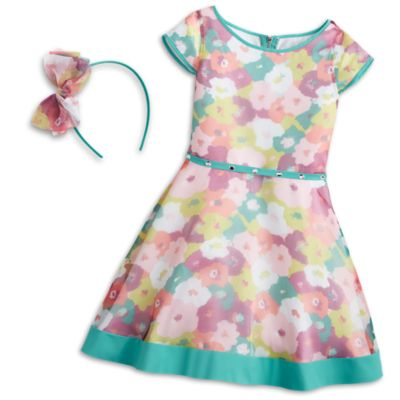 Bright Blooms Outfit for Girls - Popular Girl Toys