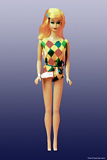 Color Magic Barbie® #1150 Original Swimsuit
