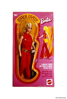 Walk Lively Barbie® Doll Original Outfit #1182