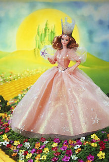 Barbie® as Glinda the Good Witch™ in The Wizard of Oz™