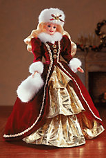 1996 Happy Holidays® Barbie® Doll