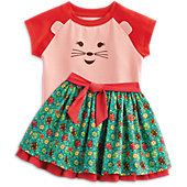 American Girl Happy Hedgehog Outfit for Girls