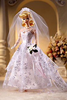 Wedding Day® Barbie® Doll (Blond)