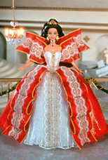1997 Happy Holidays® Barbie® Doll