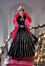 1998 Happy Holidays® Barbie® Doll