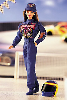 50th Anniversary NASCAR® Barbie® Doll