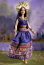 Princess of the Incas™ Barbie® Doll