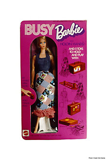 Busy Barbie® Doll Original Outfit #3311