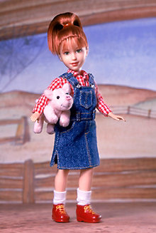 Fern from Charlotte's Web