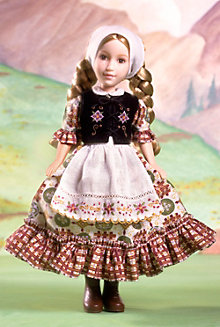 Heidi Inspired By The Original Story <em>Heidi</em>