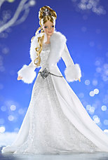 Winter Fantasy™ Barbie® Doll