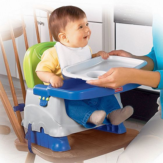 Silla de refuerzo for Silla fisher price