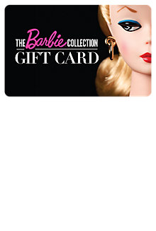 Barbie Collector Gift Card