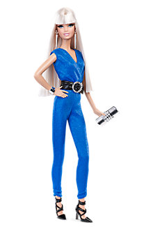 Red Carpet™ Barbie® – Blue Jumpsuit