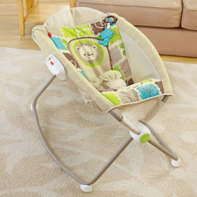 fisher price soothing motions bassinet instructions