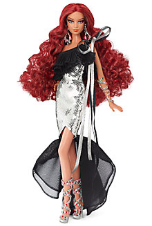 <em>Stephen Burrows</em> Nisha&#8482; Barbie&#174; Doll