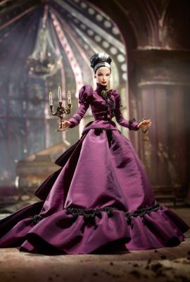 <em>Haunted Beauty Mistress of the Manor</em>&#8482; Barbie&#174; Doll