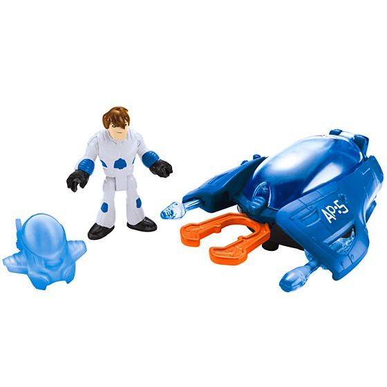Imaginext tanque alfa for Bft alpha manuale