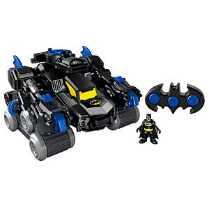 imaginext batbot xtreme instructions