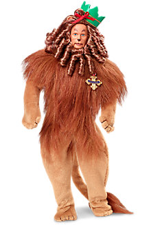 <em>The Wizard of Oz</em>&#8482; Cowardly Lion&#8482; Doll
