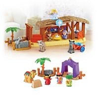 Fisher-Price Little People Nativity Gift Set
