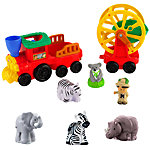 Little People&#174; Animal Sounds Zoo Train Gift Set<BR/>Buy Gift Set & SAVE!