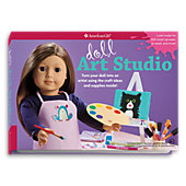 American Girl Doll Art Studio