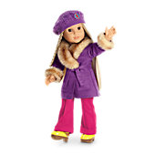 JULIES WINTER COAT AND HAT