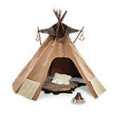 Kaya Tepee and Bedroll