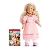 American Girl Caroline  Mini Doll & Book