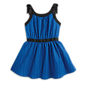 RIBBON TRIM SUNDRESS-ADD G
