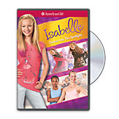 American Girl Isabelle Dances into the Spotlight DVD