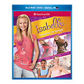 American Girl Isabelle Dances into the Spotlight Two-disc Blu-ray Combo Pack