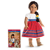 JOSEFINA DOLL & BOOK-PB