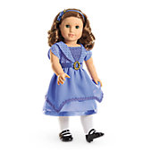 Rebecca's Holiday Outfit for 18-inch Dolls