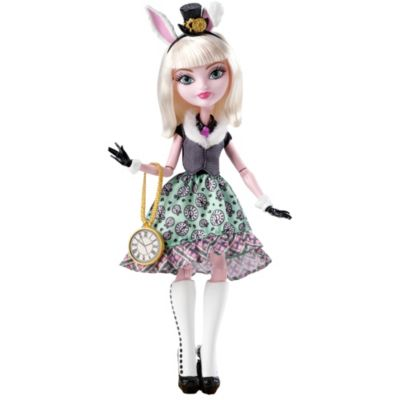 Mattel Brands: Mattel, Barbie, Fisher-Price & Hot Wheels - Ever After High Bunny Blanc Doll Photo