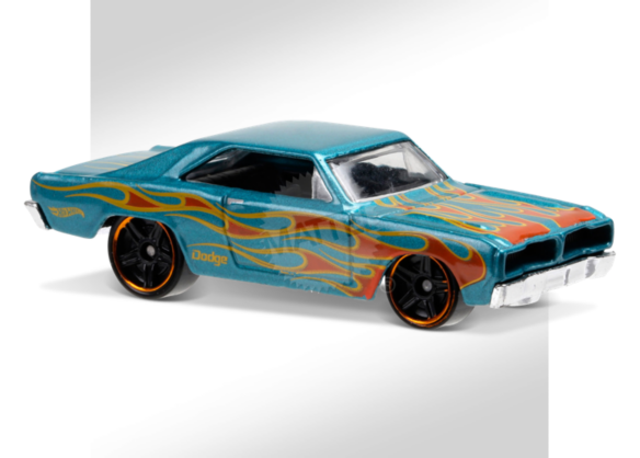 '74 Brazilian Dodge Charger - Hot Wheels