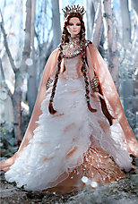 Lady of the White Woods™ Barbie® Doll