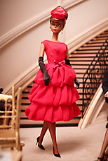 <em>Little Red Dress</em> Barbie&#174; Doll
