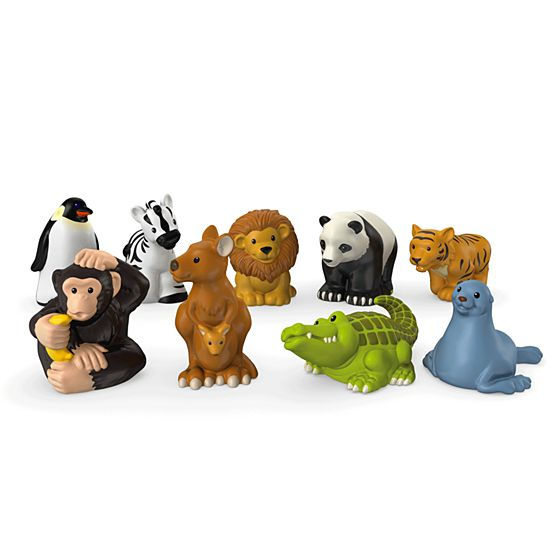 Little People® Zoo Animal Friends - Shop Little People Toddler Toys | Fisher-Price