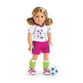 Soccer Team Outfit for Dolls
