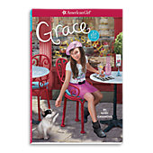 American Girl Grace Paperback Book