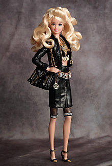 <em>Moschino</em> Barbie&#174; Doll &#8211; Caucasian