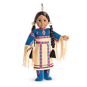 American Girl Pow-Wow Dress of Today