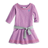 American Girl Lilac Dress for Girls