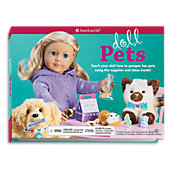 A&A DOLL BOOK&STUFF PETS