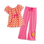 American Girl Julie's Zigzag Pajamas for Girls